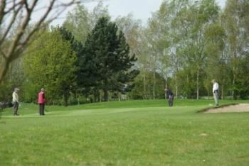 Kingsway Golf Club, Scunthorpe, Lincolnshire