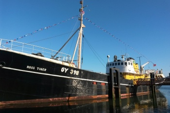 Grimsby Fishing Heritage Centre, Grimsby, Lincolnshire