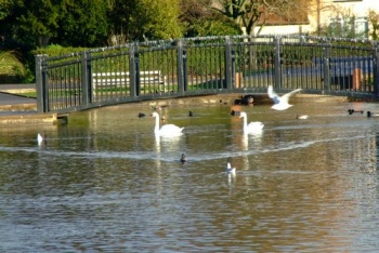 Sidney Park, Cleethorpes, Lincolnshire