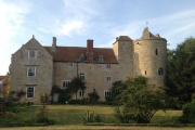 Somerton Castle, Navenby, Lincolnshire
