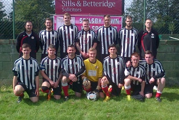 Spilsby Town FC, Spilsby, Lincolnshire