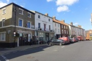 Caistor Market Place, Caistor, Lincolnshire