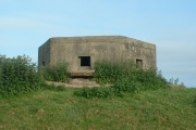 Type 22 World War 2 Pillbox, Frieston, Lincolnshire