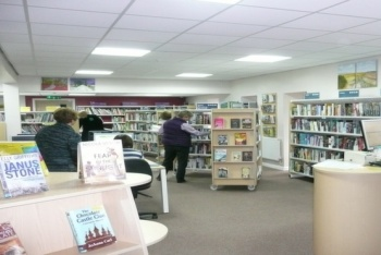 Saxilby Library, Saxilby, Lincolnshire