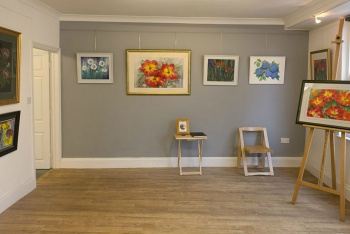 Carre Gallery, Sleaford, Lincolnshire