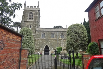 St Mary's Church, Hundleby, Lincolnshire