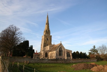 St Andrew's Church, Haconby, Lincolnshire