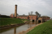 Lade Bank Pumping Station, Old Leake, Lincolnshire