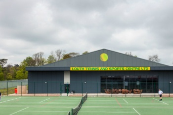 Louth Tennis & Sports Centre, Louth, Lincolnshire