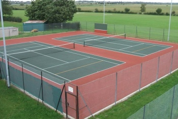 Washingborough Tennis Club, Washingborough, Lincolnshire