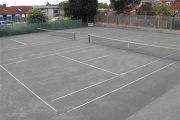 St James Tennis Club, Grimsby, Lincolnshire