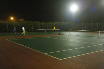 Appleby-Frodingham Tennis Club, Scunthorpe, Lincolnshire