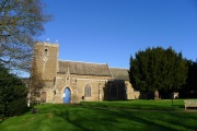 St Andrew's Church, Burton Upon Stather, Lincolnshire