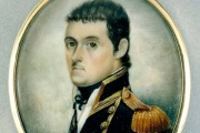 Captain Matthew Flinders RN, Donington, Lincolnshire