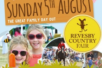 Revesby Country Fair, Revesby, Lincolnshire