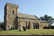 St Andrew's Church, Donington on Bain, Lincolnshire