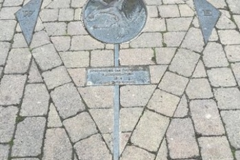 The Greenwich Meridian, Louth, Lincolnshire