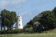 East Bank Lighthouse, Sutton Bridge, Lincolnshire