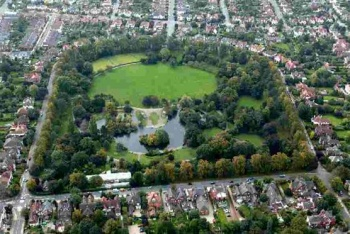 People's Park, Grimsby, Lincolnshire