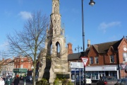 The Handley Monument, Sleaford, Lincolnshire