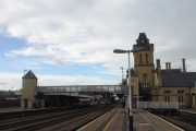 Lincoln Central Railway Station, Lincoln, Lincolnshire