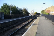 Ancaster Railway Station, Ancaster, Lincolnshire