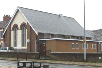 The Methodist Church, Grimsby, Lincolnshire