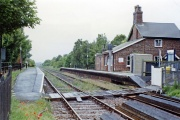 Havenhouse Railway Station, Croft, Lincolnshire