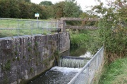 Tilting Gate Weir, Thornton, Lincolnshire