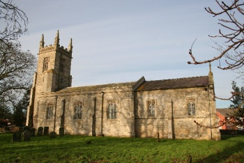St Peter's Church, Stixwould, Lincolnshire