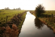 New River Drain, Crowland, Lincolnshire