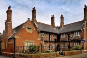 The Bede Houses, Louth, Lincolnshire