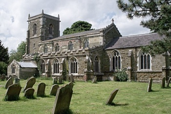 St Edith's Church, Grimoldby, Lincolnshire