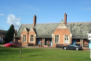 Orme Almshouses, Louth, Lincolnshire