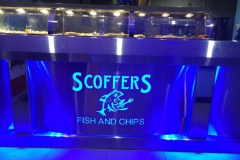 Scoffers Fish Restaurant, Sleaford, Lincolnshire