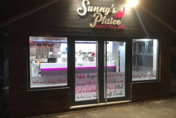 Sunny's Plaice Fish & Chips, Heckington, Lincolnshire