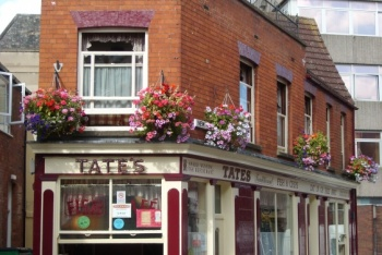 Tates Fish & Chip Restaurant, Boston, Lincolnshire