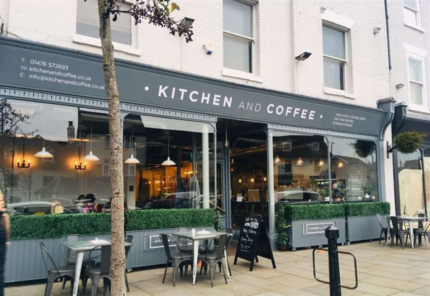 Kitchen And Coffee  Grantham  Lincolnshire