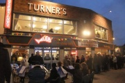 Turners Fish Restaurant, Spalding, Lincolnshire