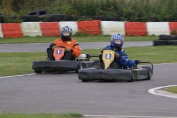 Skegness Karting World, Croft, Lincolnshire
