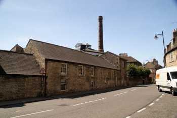 The All Saints Brewery, Stamford, Lincolnshire