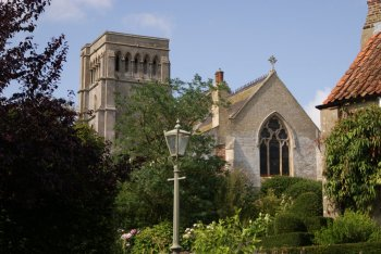 St Helen's Church, East Keal, Lincolnshire
