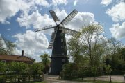 Alford Five Sailed Windmill, Alford, Lincolnshire