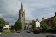 St Andrew's Church, Heckington, Lincolnshire