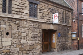 Blackfriars Arts Centre, Boston, Lincolnshire