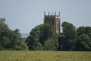 St Helen's Church, West Keal, Lincolnshire