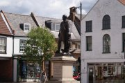 Sir John Franklin Statue, Spilsby, Lincolnshire