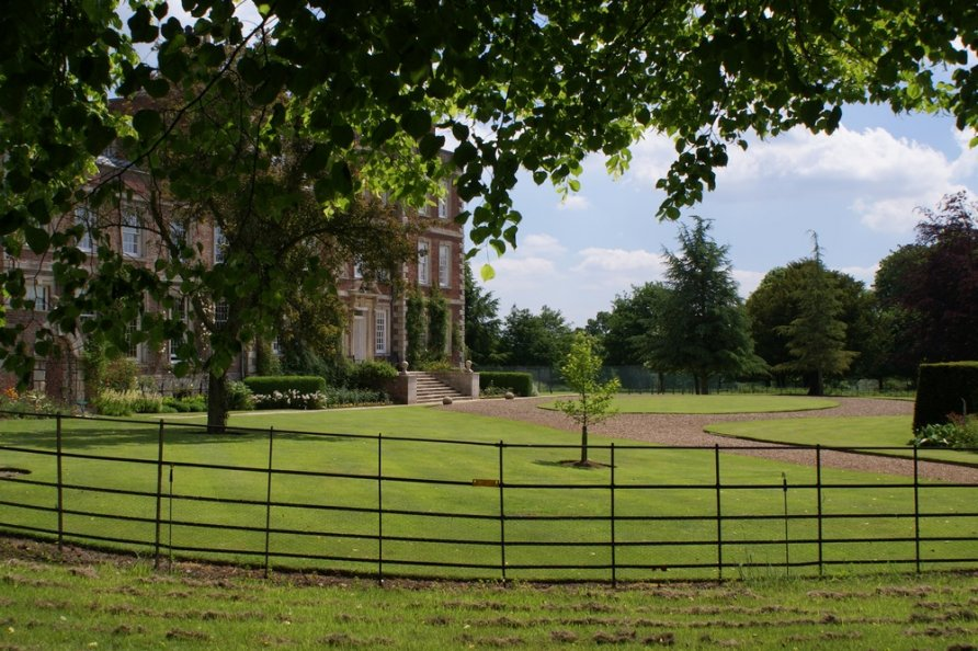 Gunby Hall Spilsby Lincolnshire