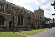 St Mary's Church, Horncastle, Lincolnshire