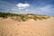 Anderby Creek Beach, Anderby Creek, Lincolnshire